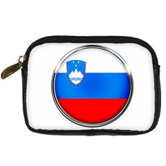 Slovenia Flag Mountains Country Digital Camera Cases