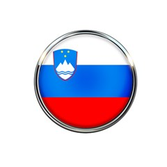 Slovenia Flag Mountains Country Magic Photo Cubes
