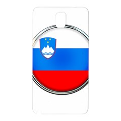 Slovenia Flag Mountains Country Samsung Galaxy Note 3 N9005 Hardshell Back Case