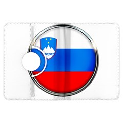 Slovenia Flag Mountains Country Kindle Fire Hdx Flip 360 Case