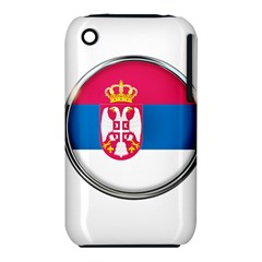 Serbia Flag Icon Europe National Iphone 3s/3gs