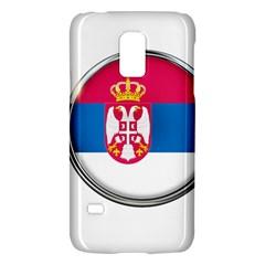 Serbia Flag Icon Europe National Galaxy S5 Mini
