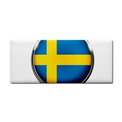 Sweden Flag Country Countries Cosmetic Storage Cases