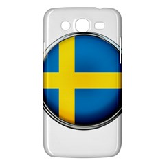 Sweden Flag Country Countries Samsung Galaxy Mega 5 8 I9152 Hardshell Case