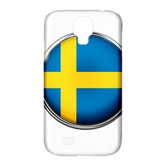 Sweden Flag Country Countries Samsung Galaxy S4 Classic Hardshell Case (pc+silicone)