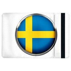 Sweden Flag Country Countries Ipad Air 2 Flip