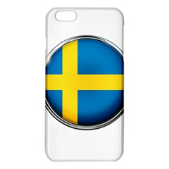 Sweden Flag Country Countries Iphone 6 Plus/6s Plus Tpu Case