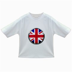 United Kingdom Country Nation Flag Infant/toddler T Shirts