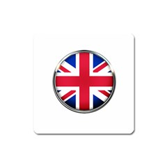 United Kingdom Country Nation Flag Square Magnet