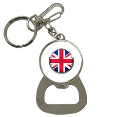 United Kingdom Country Nation Flag Button Necklaces