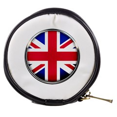 United Kingdom Country Nation Flag Mini Makeup Bags