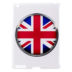 United Kingdom Country Nation Flag Apple Ipad 3/4 Hardshell Case (compatible With Smart Cover)