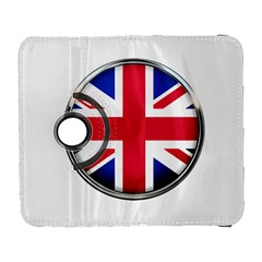 United Kingdom Country Nation Flag Galaxy S3 (flip/folio) by Nexatart