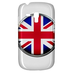 United Kingdom Country Nation Flag Galaxy S3 Mini by Nexatart