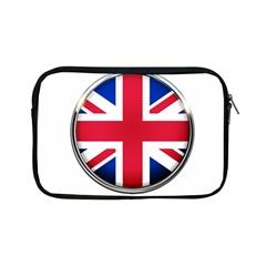 United Kingdom Country Nation Flag Apple Ipad Mini Zipper Cases