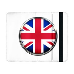 United Kingdom Country Nation Flag Samsung Galaxy Tab Pro 8 4  Flip Case by Nexatart