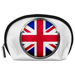 United Kingdom Country Nation Flag Accessory Pouches (large)