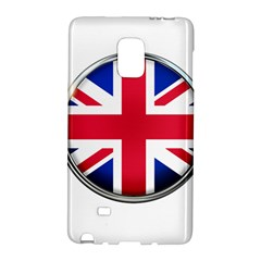 United Kingdom Country Nation Flag Galaxy Note Edge by Nexatart
