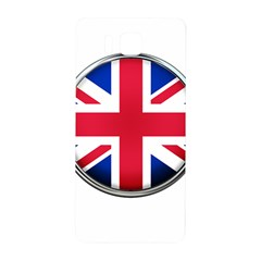 United Kingdom Country Nation Flag Samsung Galaxy Alpha Hardshell Back Case by Nexatart