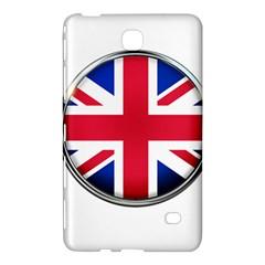United Kingdom Country Nation Flag Samsung Galaxy Tab 4 (7 ) Hardshell Case
