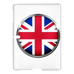 United Kingdom Country Nation Flag Samsung Galaxy Tab S (10 5 ) Hardshell Case