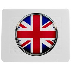 United Kingdom Country Nation Flag Jigsaw Puzzle Photo Stand (rectangular)