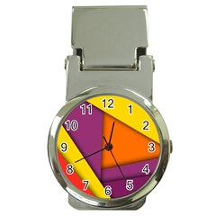 Background Abstract Money Clip Watches