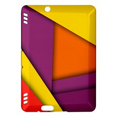 Background Abstract Kindle Fire Hdx Hardshell Case