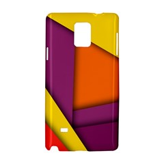 Background Abstract Samsung Galaxy Note 4 Hardshell Case