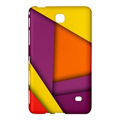 Background Abstract Samsung Galaxy Tab 4 (7 ) Hardshell Case