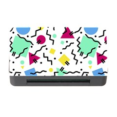 Art Background Abstract Unique Memory Card Reader With Cf