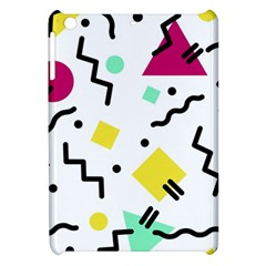 Art Background Abstract Unique Apple Ipad Mini Hardshell Case