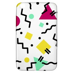 Art Background Abstract Unique Samsung Galaxy Tab 3 (8 ) T3100 Hardshell Case