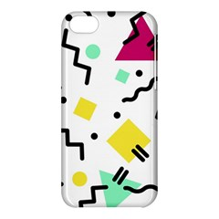 Art Background Abstract Unique Apple Iphone 5c Hardshell Case