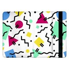 Art Background Abstract Unique Samsung Galaxy Tab Pro 12 2  Flip Case