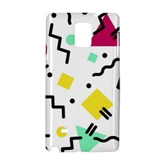 Art Background Abstract Unique Samsung Galaxy Note 4 Hardshell Case