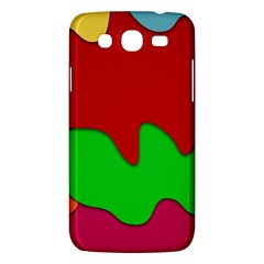 Liquid Forms Water Background Samsung Galaxy Mega 5 8 I9152 Hardshell Case