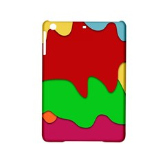 Liquid Forms Water Background Ipad Mini 2 Hardshell Cases
