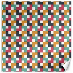 Background Abstract Geometric Canvas 12  X 12