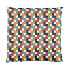 Background Abstract Geometric Standard Cushion Case (two Sides)
