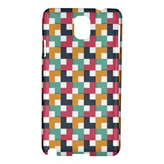 Background Abstract Geometric Samsung Galaxy Note 3 N9005 Hardshell Case