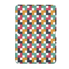 Background Abstract Geometric Samsung Galaxy Tab 2 (10 1 ) P5100 Hardshell Case