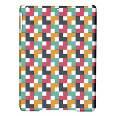 Background Abstract Geometric Ipad Air Hardshell Cases