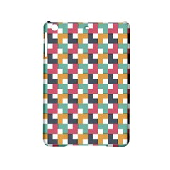 Background Abstract Geometric Ipad Mini 2 Hardshell Cases