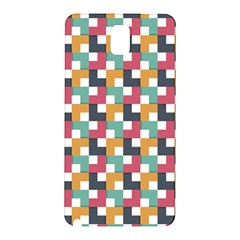 Background Abstract Geometric Samsung Galaxy Note 3 N9005 Hardshell Back Case