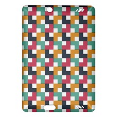 Background Abstract Geometric Amazon Kindle Fire Hd (2013) Hardshell Case