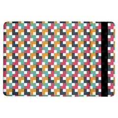 Background Abstract Geometric Ipad Air Flip