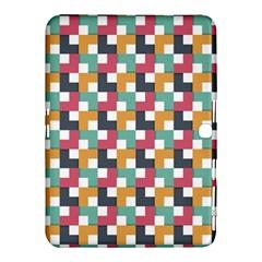 Background Abstract Geometric Samsung Galaxy Tab 4 (10 1 ) Hardshell Case