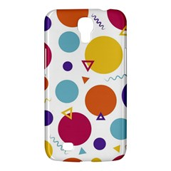 Background Polka Dot Samsung Galaxy Mega 6 3  I9200 Hardshell Case