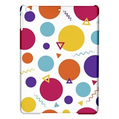 Background Polka Dot Ipad Air Hardshell Cases